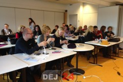 "EXCLUSIV. Profesor din Dej, participant la ""Special Needs Children"", în Paris – GALERIE FOTO"