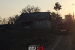Incendiu în localitatea Maia. Au intervenit pompierii din Dej – FOTO