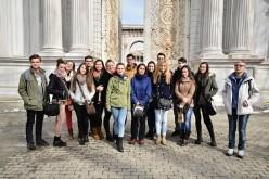 """Trupa de teatru francofon """"Intermezzo"""" s-a întors din Izmir, Turcia"""