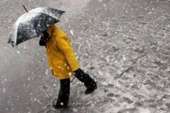 Iarna nu se lasă dusă cu una cu două. INFORMARE METEO de lapoviță și ninsori până duminică seara