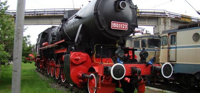 Cornel Itu a inițiat un proiect privind înființarea Muzeului Locomotivelor Dej