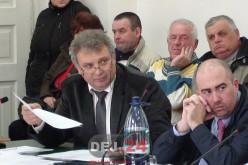 Ședință de îndată a Consiliului Local Dej pe problema validării ca și consilier local a lui Mureșan Traian