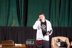 """Ioan Isaiu: """"Publicul din Dej e genial, e avid de teatru"""" – VIDEO"""