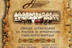 Parohia Ortodoxă Chiuiești organizează un concert extraordinar