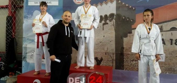 România, lider în clasamentul pe medalii la Europenele WUKF. Budokan Ryu are 5 sportivi