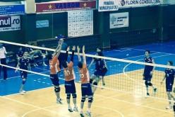 VOLEI: Încă o victorie pentru CSS LAPI Dej. Dejenii s-au impus, la Oradea, cu scorul de 3-0