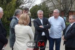 Președintele Senatului, Călin Popescu Tăriceanu vine la Dej