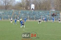 """FC Unirea Dej, noua """"lanternă roșie"""" a seriei a V-a din Liga a III-a"""