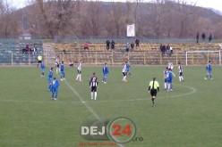 Unirea Dej – Unirea Jucu 1-2. Punct pierdut de gazde în ultimele 20 de minute FOTO/VIDEO