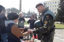 Ziua Armatei României în școli