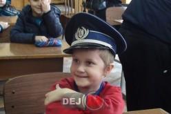 În perspectiva Zilei Poliției Române, oamenii legii din Dej vor desfășura activătăți educative la Cășeiu