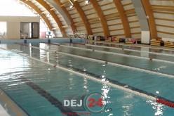 Bazin de înot la Beclean, inaugurat în prezența lui Liviu Dragnea și Gabriela Szabo – FOTO/VIDEO