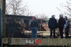 Acțiune a polițiștilor bistrițeni pe raza comunei Braniștea. Ce au descoperit
