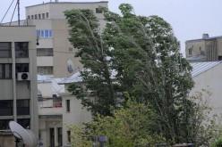 COD PORTOCALIU de vânt, ploi și grindină pentru județul Cluj!