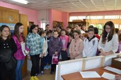 Expoziție-concurs de pictură pentru copii, la Biblioteca Municipală Dej – FOTO