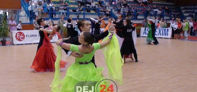Municipiul Dej devine sâmbătă, 3 iunie, capitala dansului sportiv