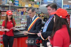 EXCLUSIV. S-a deschis noul supermarket PROFI din Dej. Vezi cum arată – FOTO/VIDEO
