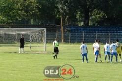 FC Unirea Dej încheie campionatul cu o nouă înfrângere, 2-4 cu FC Zalău – FOTO/VIDEO