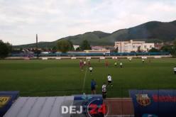 FC Unirea Dej întâlnește mâine, pe teren propriu, formația Metalurgistul Cugir