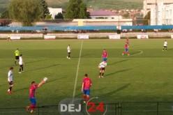 FOTBAL AMICAL. CFR Cluj (Juniori A) – FC Unirea Dej 1-2