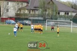 EXCLUSIV. FC Unirea Dej – CS Oșorhei 1-2. Oaspeții au câștigat cu noroc – FOTO/VIDEO