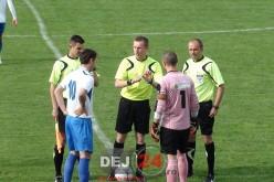 FC Unirea Dej a cedat în fața formației Avântul Reghin, scor 1-3