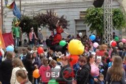 Ziua Internațională a Copilului la DGASPC Cluj