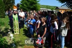 Ziua Eroilor, marcată de elevii Școlii Gimnaziale Chiuiești – FOTO