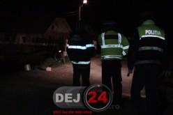 Șoferul care a accidentat o femeie la Cetan și a fugit a fost prins de polițiști
