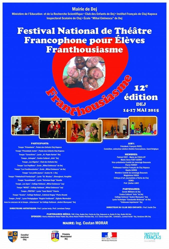 Teatru francofon Frantusiasme