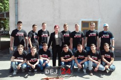 """Echipa de oină a Liceului Tehnologic """"Someș"""" Dej, în primele 6 formații din țară – FOTO"""