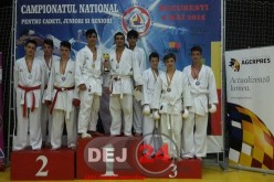 Budokan Ryu, prezent la Campionatul European de Karate WUKF pentru Copii, Cadeți și Juniori