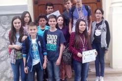 Trei elevi de la CNAM Dej s-au întors cu premii de la un concurs interjudețean de matematică – FOTO