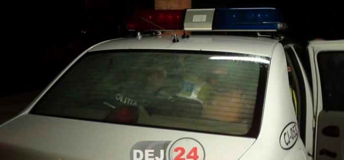 Polițiștii dejeni, pe urmele unui șofer din Cășeiu implicat într-un accident! De ce a fugit de la fața locului
