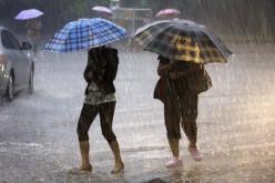 Ploi, descărcări electrice și chiar grindină, în nord-vestul țării