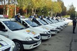 Weekend încărcat pentru polițiștii din județul Cluj. Zeci de permise reținute și amenzi de zeci de mii de lei