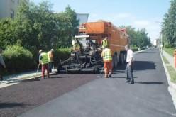 Lucrările de reparații ale străzile din Dej continuă. Vezi unde se acționează – VIDEO
