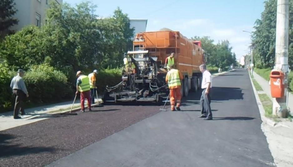 reparatii strada