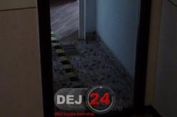 Percheziție domiciliară pe raza municipiului Dej, într-un caz de furt, petrecut în Mintiu-Gherlii