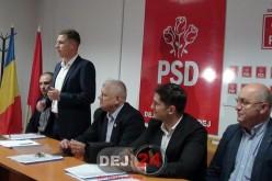 Andrei Bradea este fostul și noul președinte al TSD Dej – FOTO/VIDEO