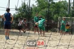 Sport și distracție la Cupa Speranței – fotbal pe nisip, la Mănăstirea – FOTO/VIDEO