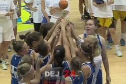 LAPI Dej, vicecampioană a României la baschet feminin U14 – VIDEO