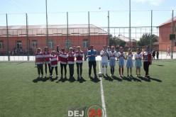 """Echipa de fotbal fete din Rugășești a câștigat Cupa """"Flori de tei"""" – FOTO"""