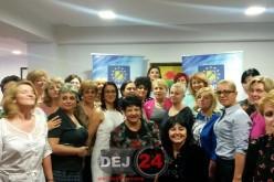 Co-presedintele OFL Dej, Violeta Mureșan, prezentă la Școala Politică a Femeilor Liberale