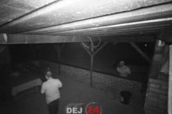 Bărbat din Dej, reținut de polițiști pentru mai multe furturi din garaje