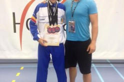 "Clubul sportiv ""Budokan Ryu"" Dej, 3 medalii la Campionatul European WUKF – FOTO"