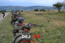 Mâine are loc CEREMONIA de plecare în misiune, în AFGANISTAN, a militarilor din Dej