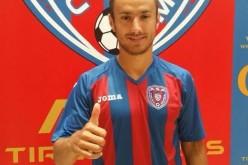 Un fotbalist, originar din Dej, a semnat cu ASA Târgu Mureș