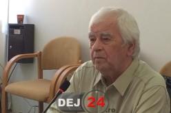 Ștefan Mihuț este de azi Cetățean de Onoare al Municipiului Dej – FOTO/VIDEO