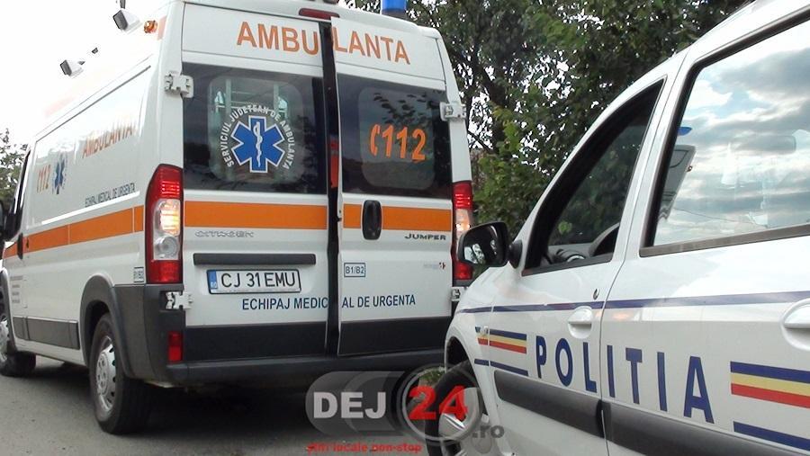accident Fundatura (7) politie ambulanta
